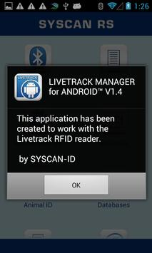 Livetrack Manager V2 poster
