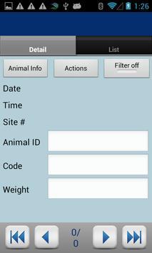 Livetrack Manager V2 screenshot 2