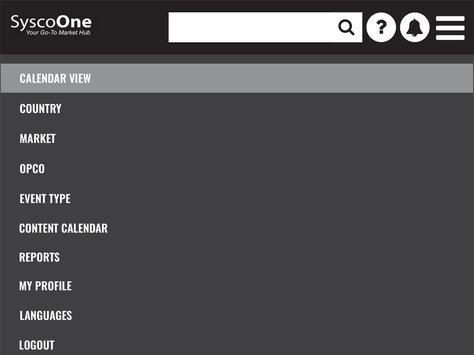 SyscoOne apk screenshot