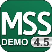 Demo MSS - Mobile Sales System icon