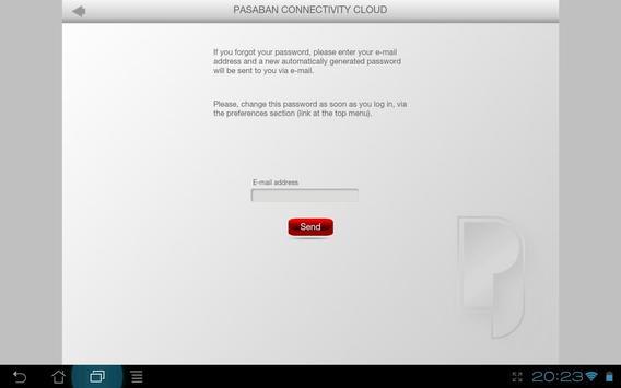 Pasaban Tablet apk screenshot