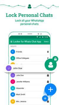 Locker for Whats Chat App screenshot 3