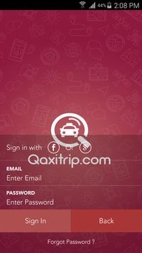 QaxiTrip Driver apk screenshot