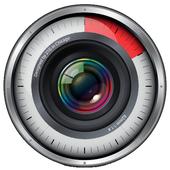 Self Timer camera & 4 shoot F icon