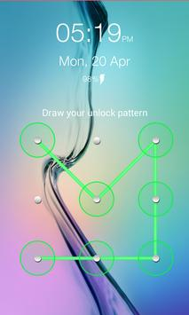 Lock Screen Pattern apk screenshot