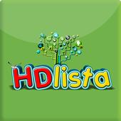 HD Lista icon