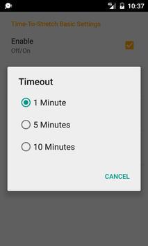 Time To Stretch apk screenshot