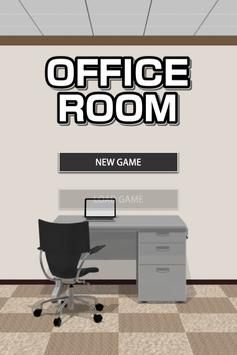 OFFICE ROOM - room escape game poster