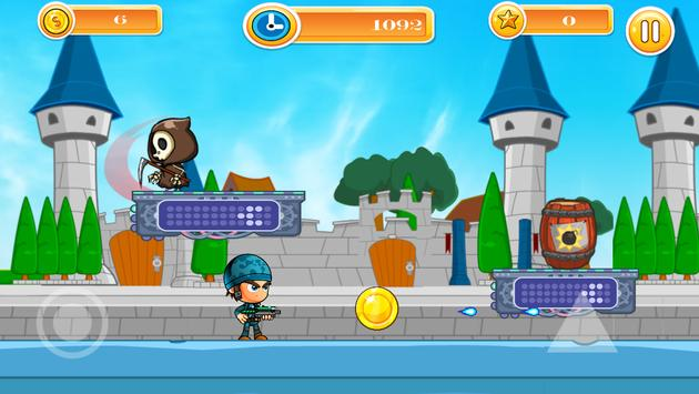 slime castle screenshot 1