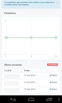 CalcioSalud apk screenshot