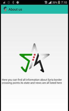 Syria Borders screenshot 3