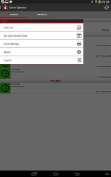 Syrinx Operator screenshot 11