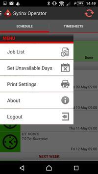 Syrinx Operator screenshot 2