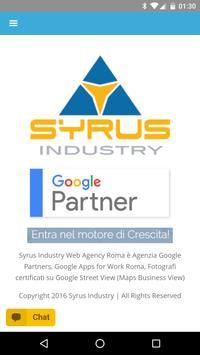 Syrus Industry apk screenshot