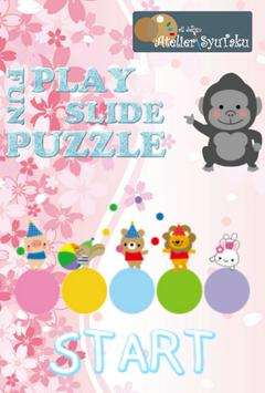 Fun Play Slide Puzzle poster