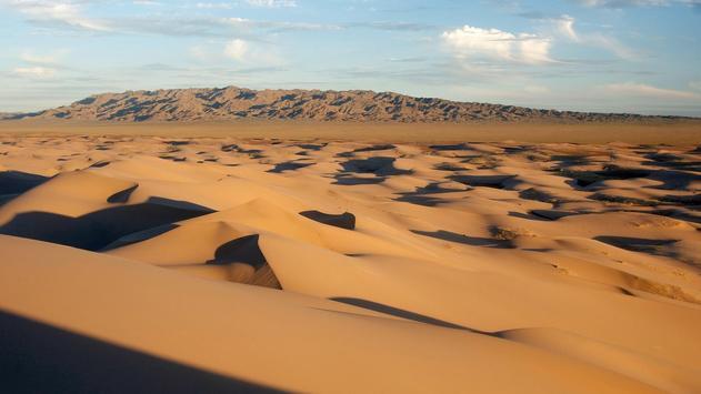 Desert Photo Frames poster