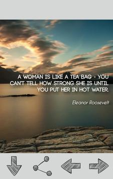 Eleanor Roosevelt Quotes poster