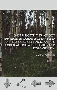 Eleanor Roosevelt Quotes screenshot 1