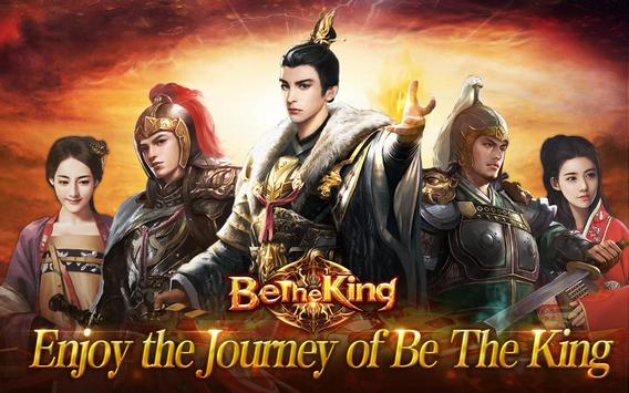 Be The King poster
