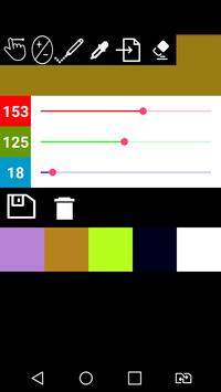 PixelArtApp (Unreleased) screenshot 2