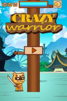 Crazy Warriors poster