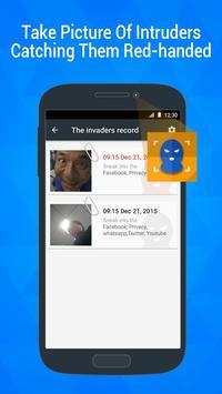DU Privacy-hide apps、sms、file screenshot 4