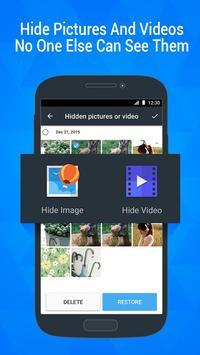 DU Privacy-hide apps、sms、file screenshot 3