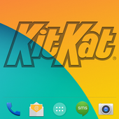 KitKat HD - Apex Theme icon