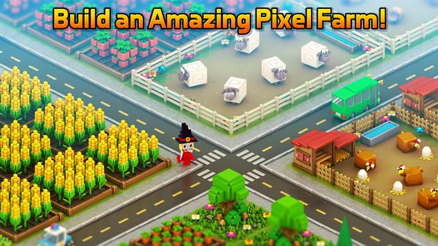 Hay Township – Pixelmon day apk screenshot