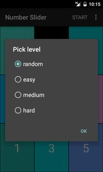 Number Slider Puzzle apk screenshot