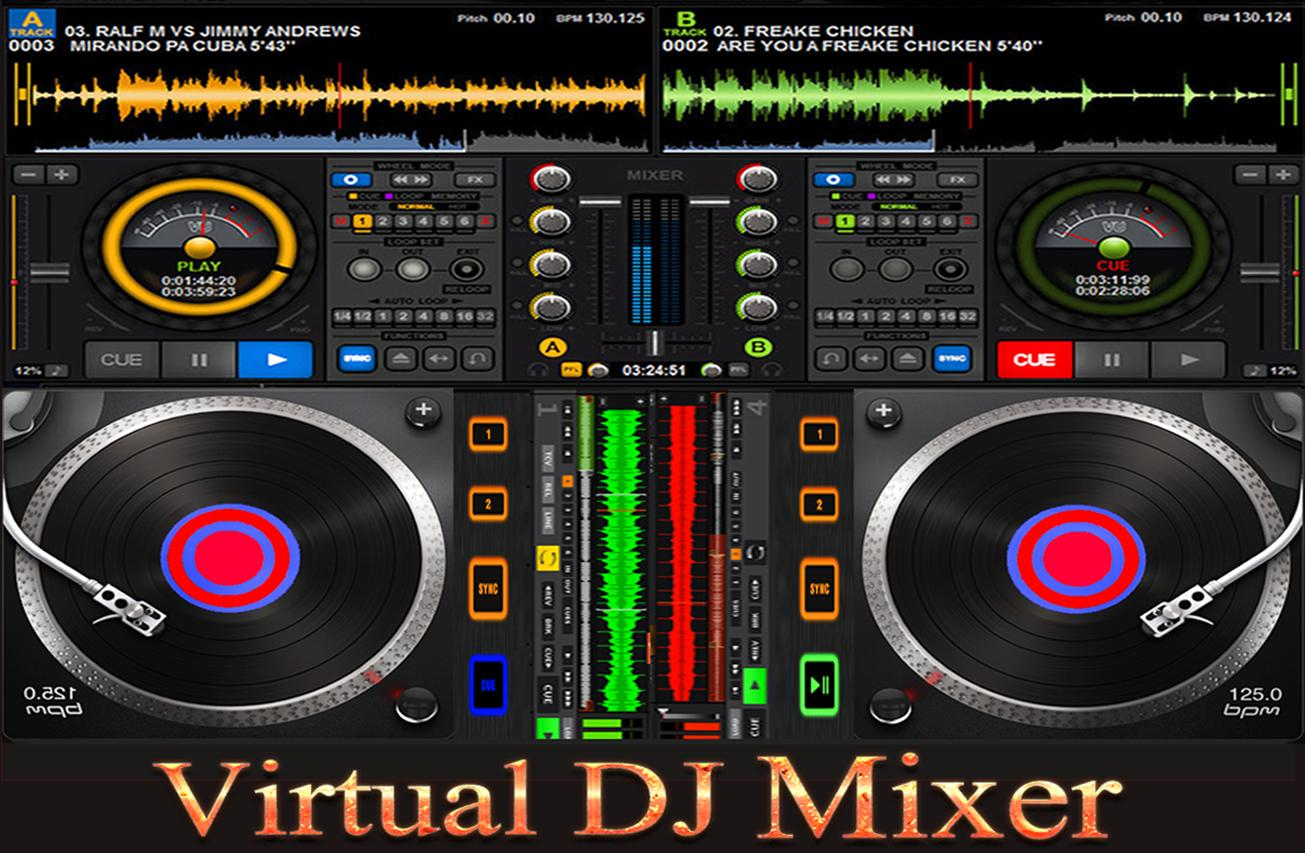 Virtual DJ Music Remixer for Android - APK Download