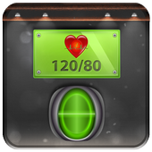 BloodPressure Scanner Prank icon