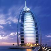 Dubai Night Live Wallpapers icon