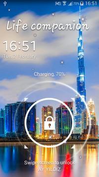 Dubai Night Live Wallpapers apk screenshot