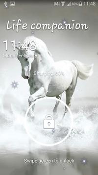 Horses Live Wallpaper apk screenshot