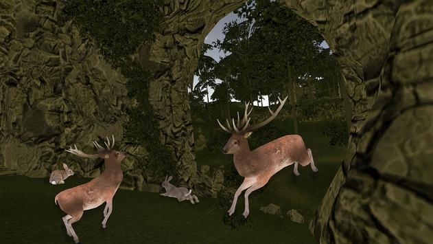 Jungle Deer Hunting Shooter 3D screenshot 14
