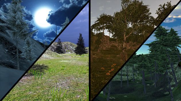 Jungle Deer Hunting Shooter 3D screenshot 15
