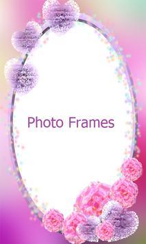 Lovely Photo Frames free poster