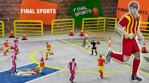 Street Soccer Challenges 2018: World Stars Hero screenshot 1