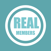 REAL MEMBERS icon