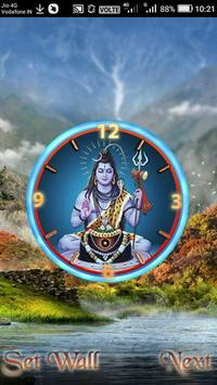 Shiva Clock screenshot 2