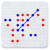 Connect 5 Dots icon