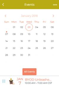 BYOD apk screenshot