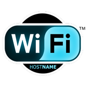 Change HostName WiFi Pro icon