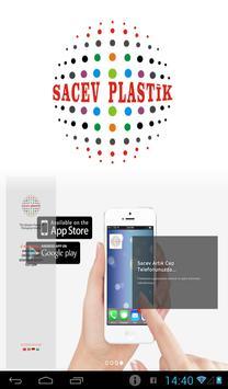 Sacev Plastik poster