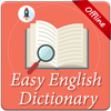 Easy English Dictionary 圖標