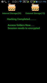Ultimate Hacker Prank Real screenshot 1