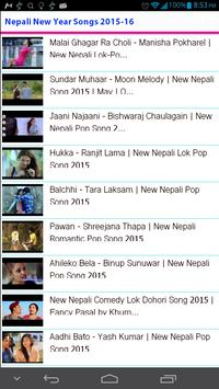 Nepali NewYear Songs screenshot 1
