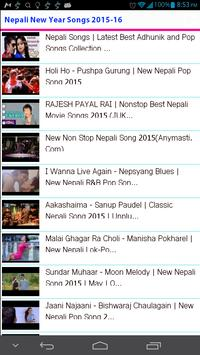 Nepali NewYear Songs screenshot 2
