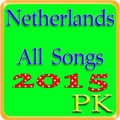 Netherlands All Songs icon